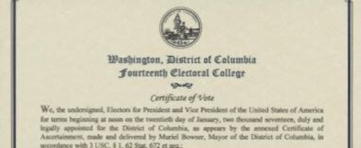 Raciste le collège électoral aux États-Unis?