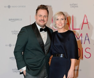 Stéphane Bellavance et Penelope McQuade