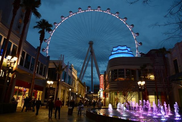 Le Linq, la nouvelle attraction de Las Vegas.