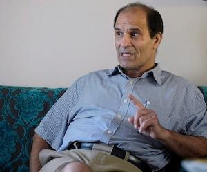 Mohammed Oudghiri avait songé à retourner au Maroc, son pays d'origine.