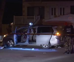 L'agression s'est produite dans l'arrondissement de Saint-Léonard.