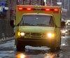 Bloc ambulance urgence