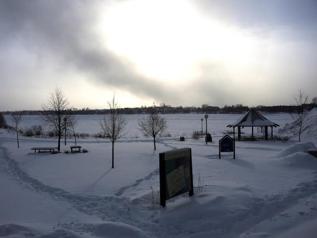 Le mercure est descendu jusqu'à -37°C à Val-d'Or, en Abitibi-Témiscamingue.
