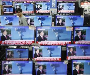 Un bulletin spécial portant sur le test nucléaire nord-coréen a été présenté à Séoul, en Corée du Sud.