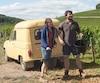 Le film <i>Retour en Bourgogne</i> a été tourné sur une période de douze mois dans un vignoble de Bourgogne.