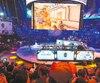 La Tohu, à Montréal, était pleine à craquer lors du tournoi Six Invitational organisé par Ubisoft en février. Le vice-président de la FSEQ, François Savard, s'efforce de faire progresser les sports électroniques au Québec. Il est d'ailleurs un des rares consultants à temps plein dans ce domaine.