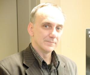 Le réalisateur, documentariste et auteur Stéphan Parent