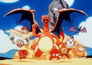 Quel est le nom de ce Pokémon?