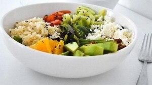 Image principale de l'article Recette: une salade aux saveurs du printemps