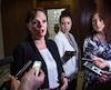 Québec promet d'agir à l'actuelle vague de jeunes en fugue. «Un plan d'action concernant les fugues est en cours d'élaboration», a réagi la ministre déléguée à la Protection de la jeunesse, Lucie Charlebois, par l'entremise de son attachée de presse, Bianca Boutin.
