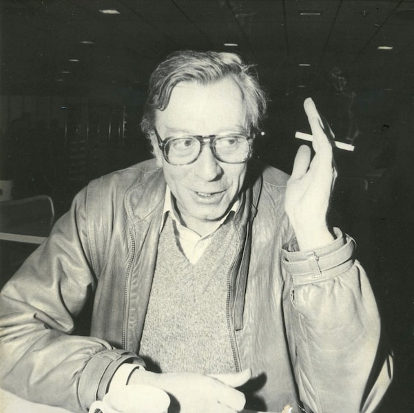 Paul Hébert en 1981