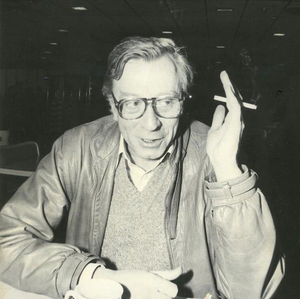 Paul Hébert en 1981
