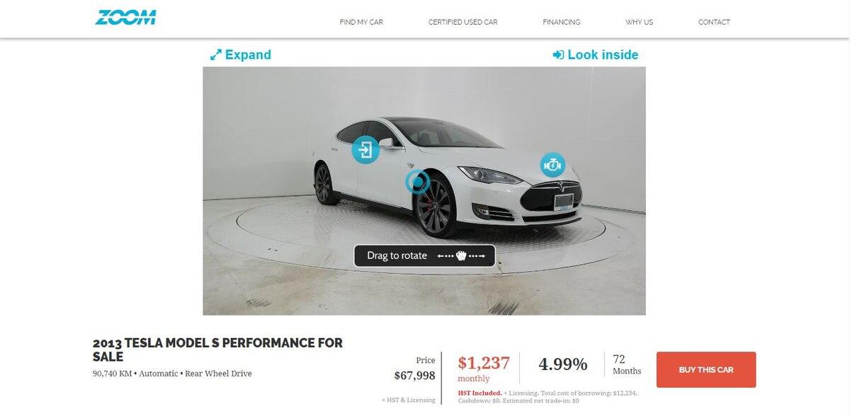 on peut maintenant acheter une voiture d 39 occasion en ligne. Black Bedroom Furniture Sets. Home Design Ideas