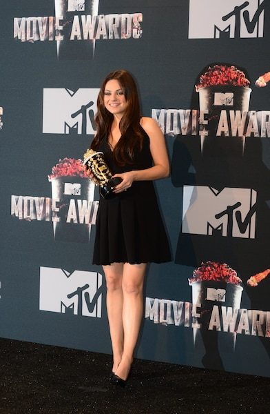 tpis rouge des mtv movie awards les plus