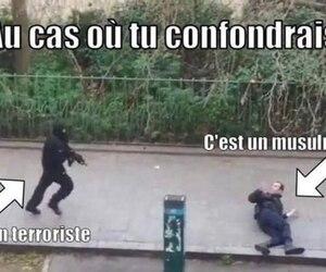 Une image liée au mot-clique #jesuisAhmed qui circule beaucoup sur Twitter.