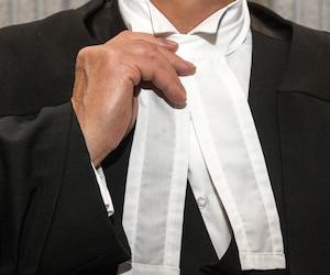 Bloc avocat Juge justice