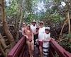 La famille McCann, de Québec, a vu ses vacances à Porto Rico tourner au drame lorsqu'elle a été victime d'un accident nautique.