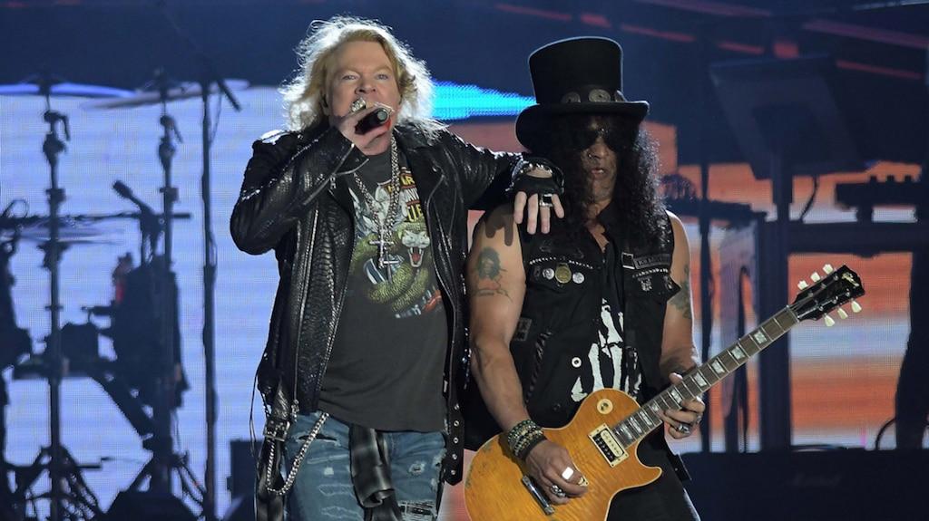 Guns N' Roses porte plainte contre un brasseur