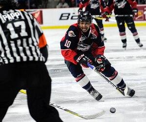 S'il faut en croire ses coéquipiers et ses adversaires, Jeremiah Addison sera un meneur sur la glace et dans le vestiaire pour le Canadien.