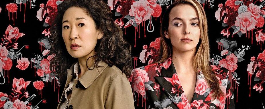 Eve Polastri et Villanelle (Sandra Oh et Jodie Comer) sont destinées à s'opposer!