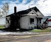 La cause de l'incendie est toujours inconnue. Les enquêteurs ont poursuivi leur travail sur les lieux du drame hier.