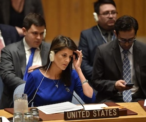 UN Security Council meets at Russia's request to discuss the Syria airstrikes