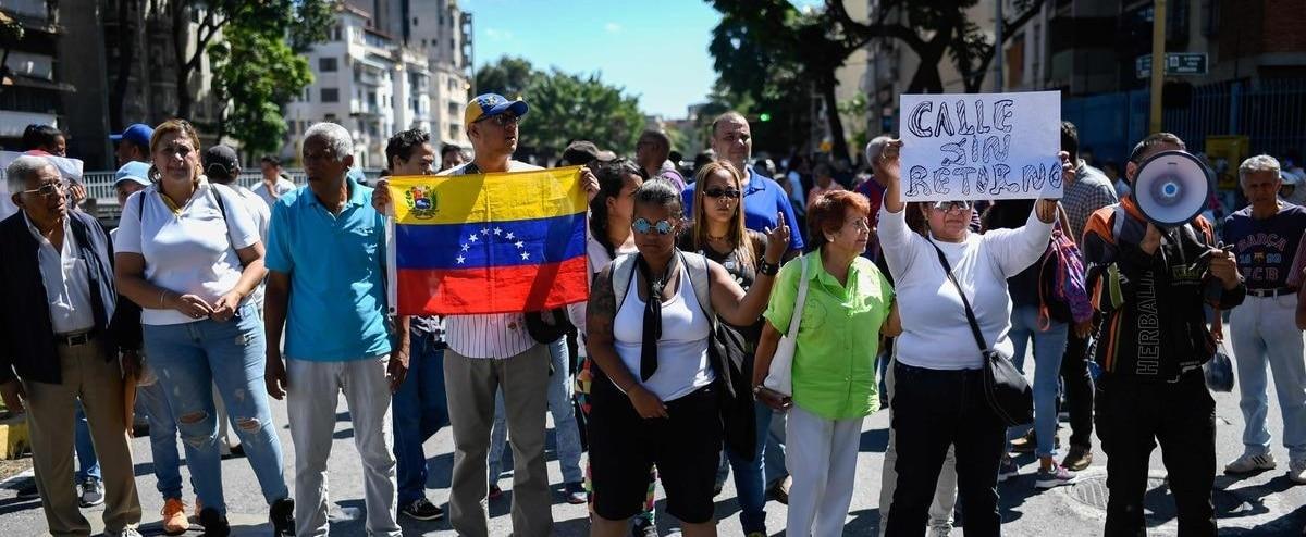 Venezuela : flop du nouvel appel à manifester de l'opposant Guaido