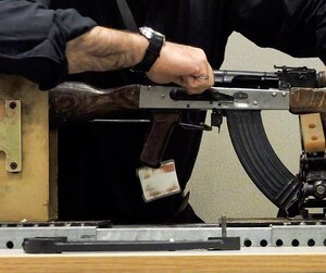 Les fusils automatiquesAK47 que vendait Anatoliy Vdovin sur internet à partir de son appartement de Montréal permettaient de tirer 600coups à la minute. Ils auraient pu causer de sérieux problèmes à la police s'ils avaient inondé le marché.