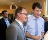 Après une soirée haute en rebondissements, le candidat libéral Richard Hébert a finalement été élu au poste de député dans la circonscription fédérale de Lac-Saint-Jean.