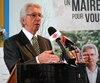 Jean-Pierre Blackburn compte octroyer 300 000$ pour financer la rénovation de la chapelle Saint-Cyriac s'il est élu maire de Saguenay le 5 novembre prochain.