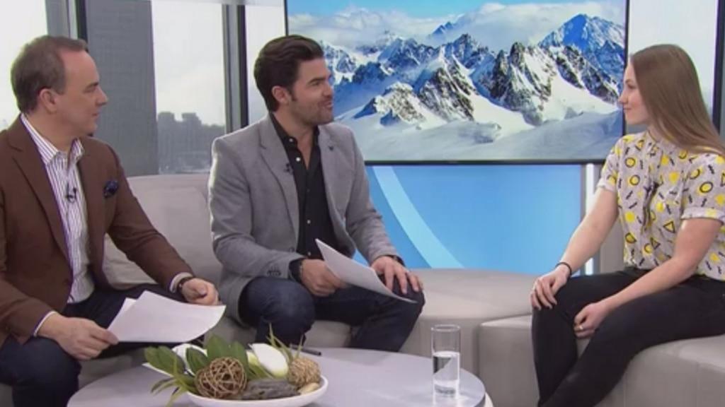 Entrevue avec la planchiste Elizabeth Hosking