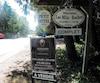 La Maison Les Mille Roches est à vendre depuis plus d'un an. Sur cette image, l'établissement de Pointe-au-Pic photographié il y a quelques jours.