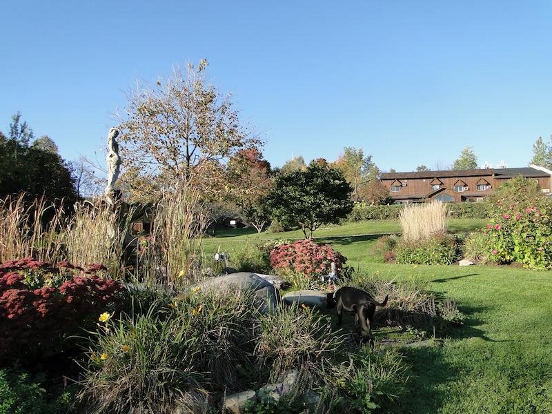 Une seconde vie pour l auberge le journal de montr al for Auberge lautre jardin
