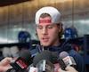 Nathan Beaulieu estime avoir encore sa place avec le Canadien. « Je peux jouer un rôle important au sein de l'équipe », a-t-il mentionné.