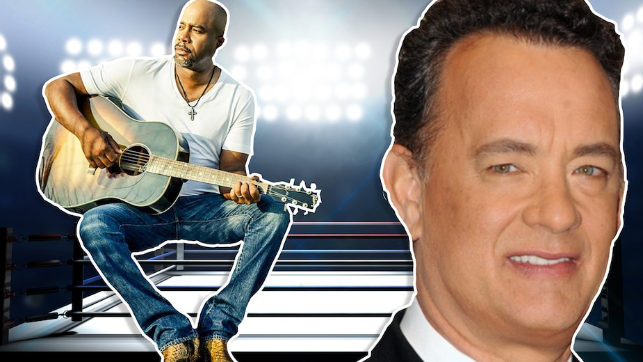 Hootie & the Blowfish envoie ch*er Tom Hanks!