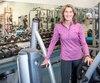 France St-Louis adore enseigner l'éducation physique au Cégep du Vieux-Montréal, ce qu'elle fait depuis 2004 à cette institution.