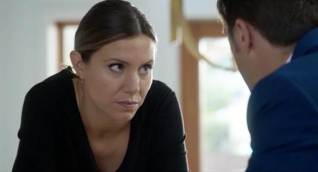 Magalie Lépine-Blondeau et Vincent-Guillaume Otis dans District 31. COURTOISIE