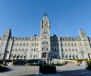 Assemblee Nationale, Quebec, Colline parlementaire, Parlement