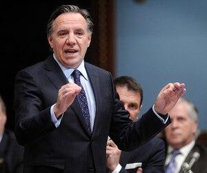 François Legault vient de préciser son projet politique, qu'il définit comme un nationalisme «à l'intérieur du Canada».