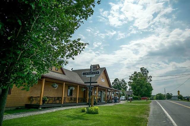 La fromagerie La Station