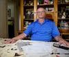 Léopold Matte, de Québec, attend toujours son dernier chèque de remboursement, près de 12 ans après le scandale Norbourg.