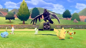 Image principale de l'article Pokémon Sword/Shield proposera la sauvegarde auto