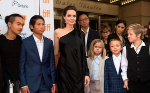 Les enfants d'Angelina et Brad ont vraiment changé