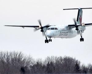 Le coût des vols au Québec a diminué depuis la parution d'un dossier sur le sujet.