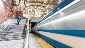 Image principale de l'article 15 superbes photos du métro sous un nouvel angle