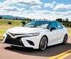 La Toyota Camry change radicalement. Cette populaire berline intermédiaire ne pourra jamais plus être qualifiée d'anonyme !
