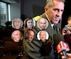 L'ex-DG de la Sûreté du Québec, Mario Laprise, a ordonné l'enquête qui a mené à l'espionnage des journalistes en 2013.