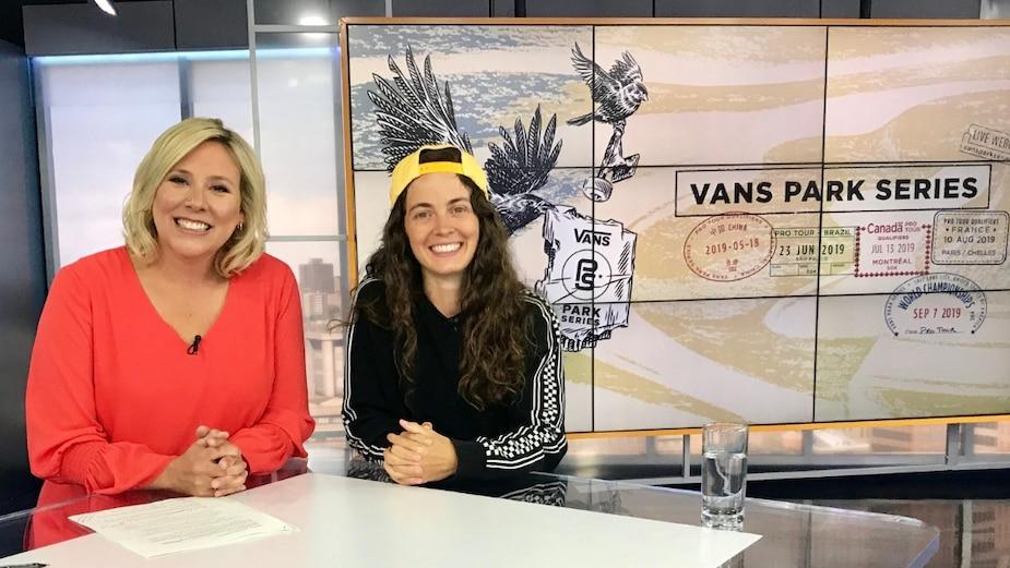 La tournée Vans Park Series s'arrête à Montréal
