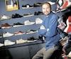 Pierre-Olivier Mercier, président de la chaîne québécoise de vêtements WLKN, vise les 15 à 35 ans tant chez les hommes que chez les femmes.