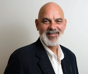 François Doré, ancien policier de la SQ